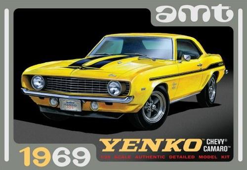 AMT# 1093 1/25 1969 Yenko Chevy Camaro