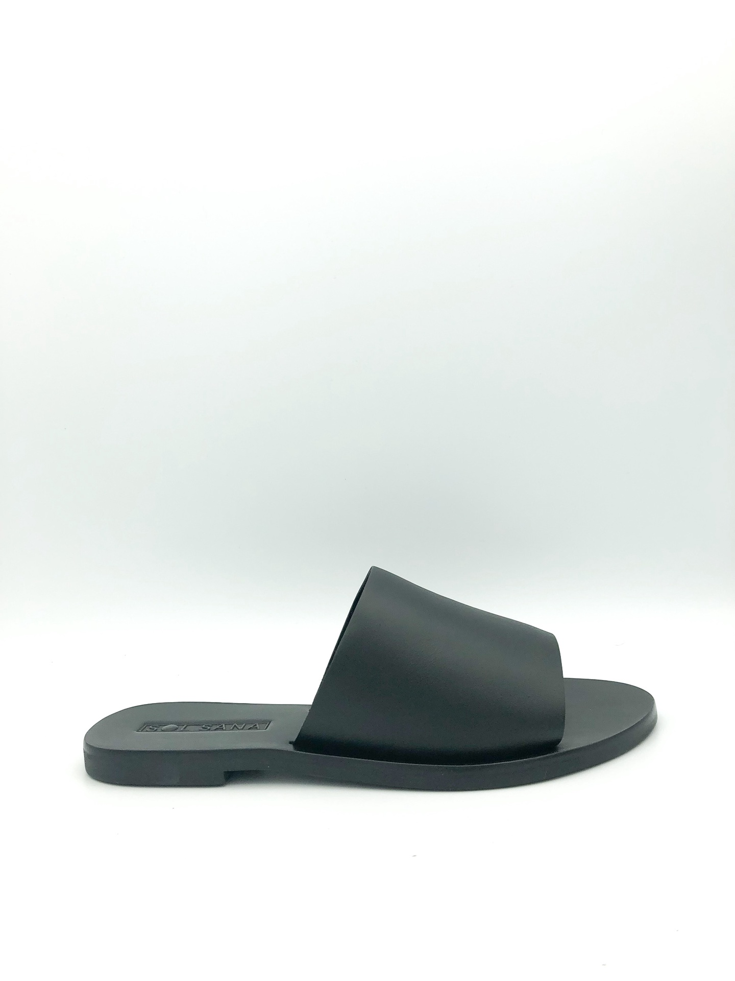 SOL SANA - TERESA SLIDE IN BLACK