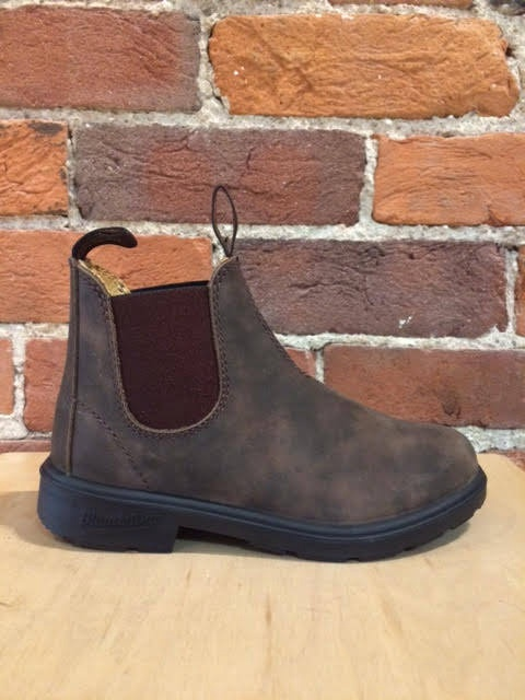 BLUNDSTONE - 565 KIDS BLUNNIES RUSTIC BROWN