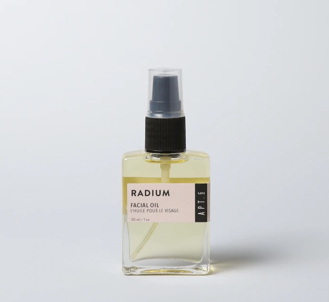 Radium Facial Oil