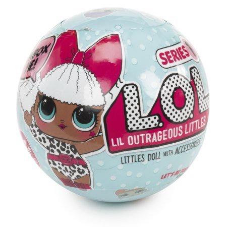L.O.L. SURPRISE TOTS BALL DOLL