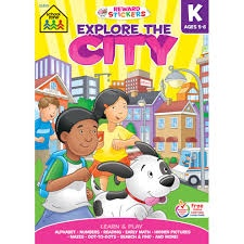 EXPLORE THE CITY AGES 5-6