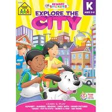 EXPLORE THE CITY AGES 5-6