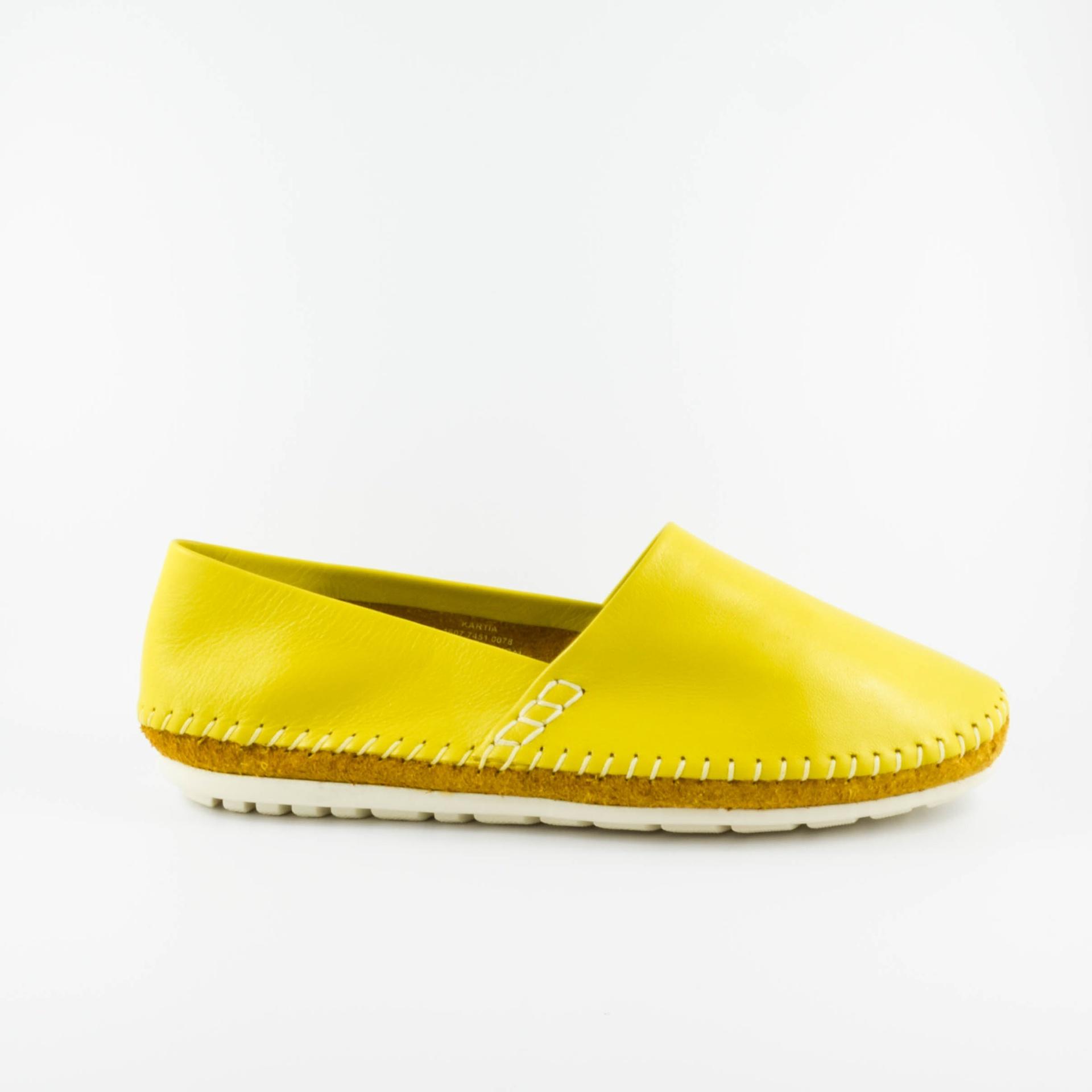 Zizi Kartia yellow