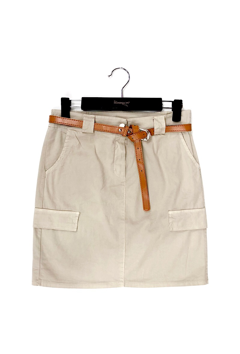 Safari Skirt w Pocket