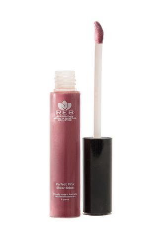 Perfect Pink Lipgloss