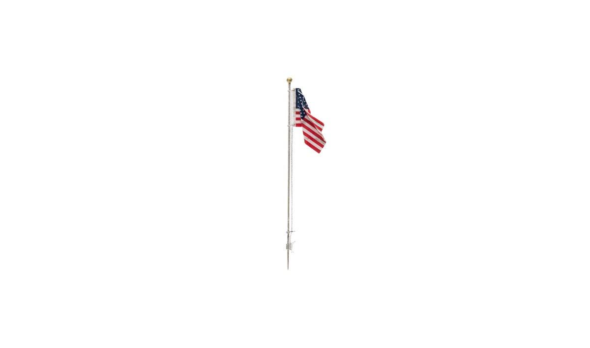 Just Plug #JP5950 US Flag Pole