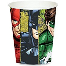 JUSTICE LEAGUE CUPS