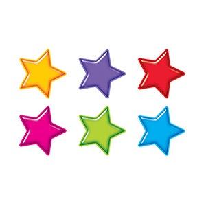 T 10968 GUMDROP STARS CUTOUTS