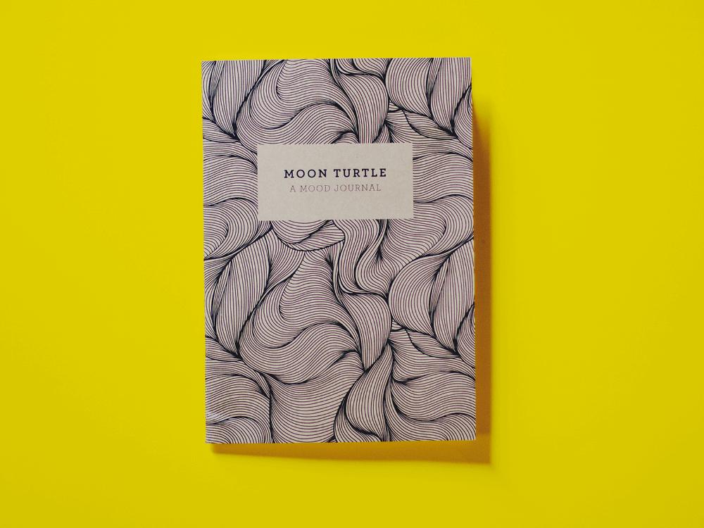 Moon Turtle- Mood Journal