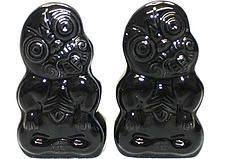 TIKI SALT & PEPPER - BLACK