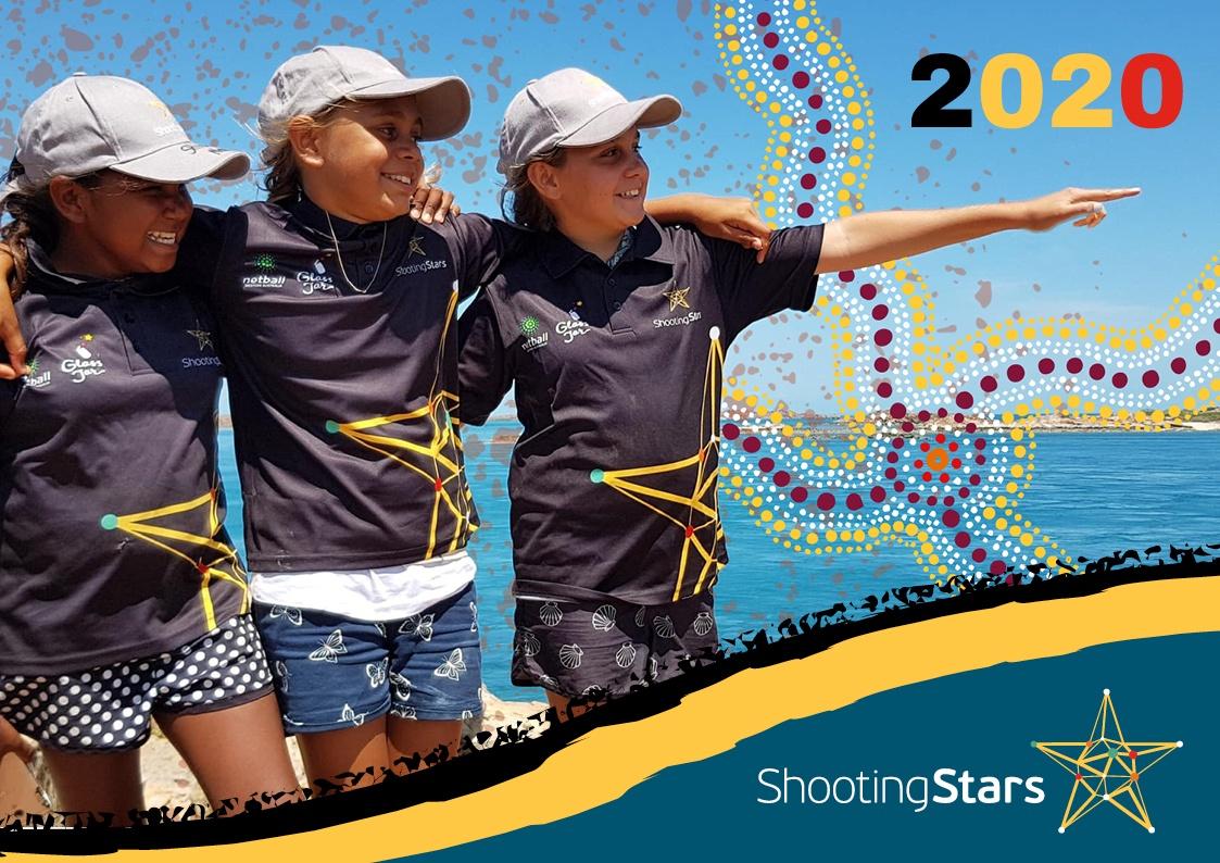 Shooting Stars Calendar