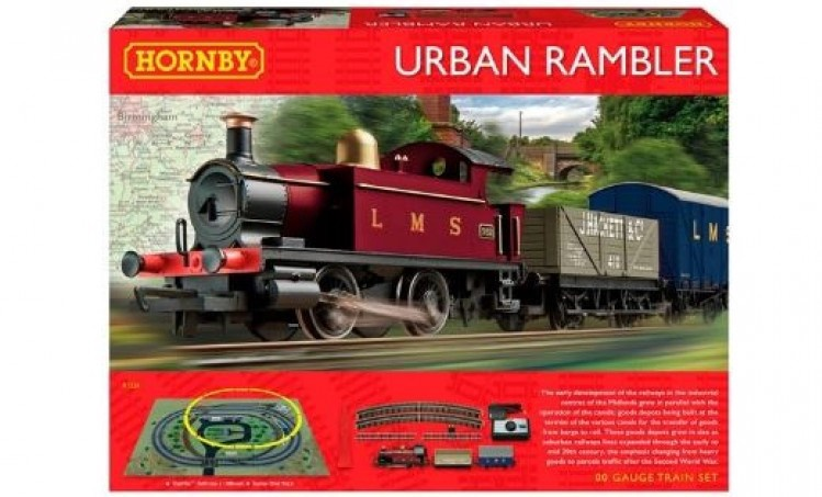 Hornby #R1224 Urban Rambler Train Set