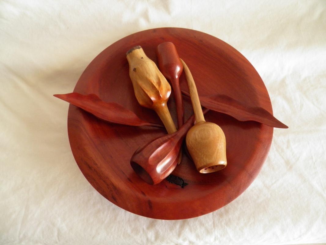 Gum Nuts & Leaves
