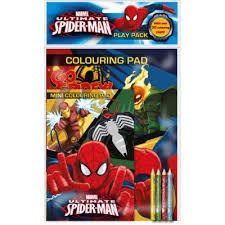 SPIDER-MAN PLAY PACK