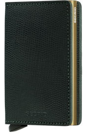 SECRID - SLIMWALLET IN RANGO GREEN GOLD