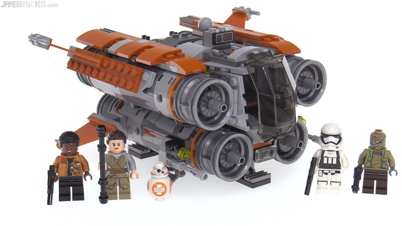 STAR WARS JAKKU QUADJUMPER