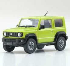 Kyosho #32523Y-B 1/18 Suzuki Jimny Sierra Mini -Z Crawler