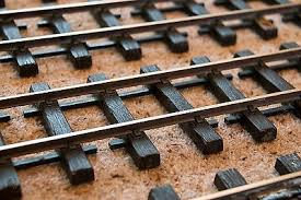 Peco #SL-900 G Scale Track (Wooden Sleeper) 8Pieces