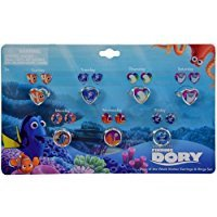 FINDING DORY EARRING & RING SET