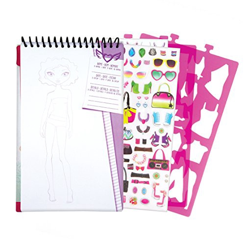 FASHION DESIGN SKETCH SET