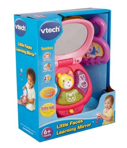 VTECH LITTLE FACES LEARING MIRROR
