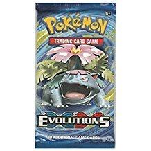 POKEMON CARDS EVOLUTION