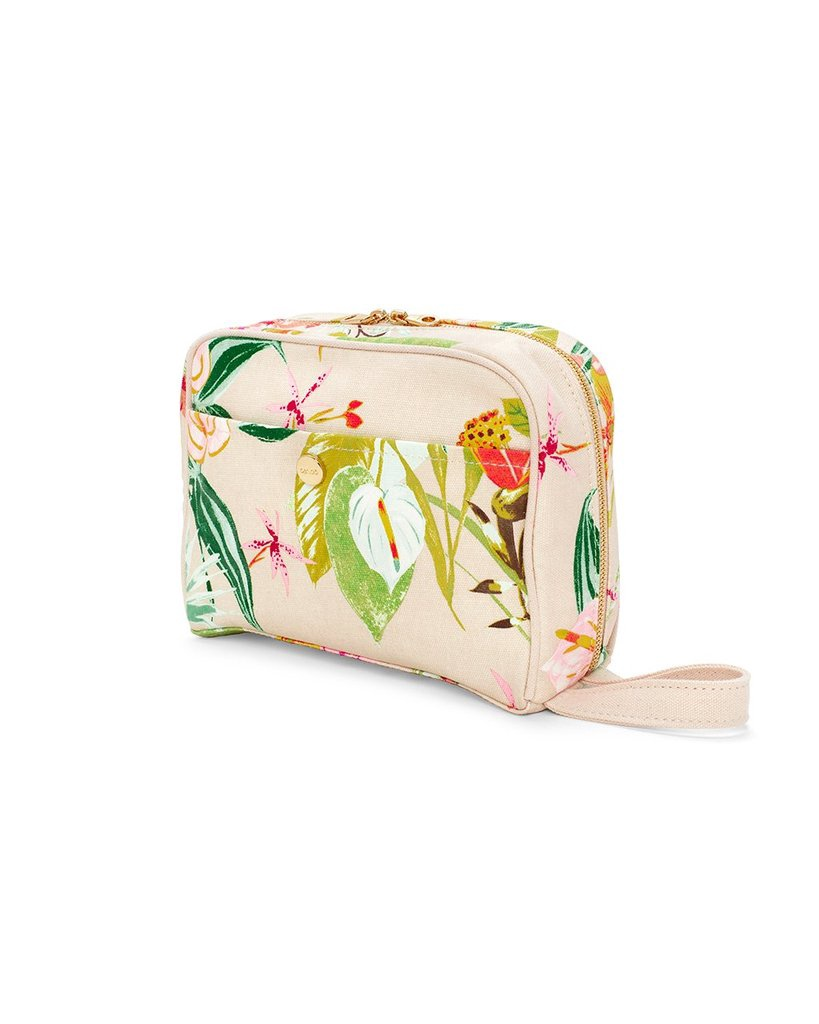 The Getaway Toiletries Bag in Paradiso by Ban.do