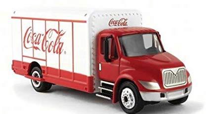 Motor City Classic # 870001 Coke Beverage Truck