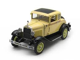 Sun Star #6135 1/18 1931 Ford Model A Coupe