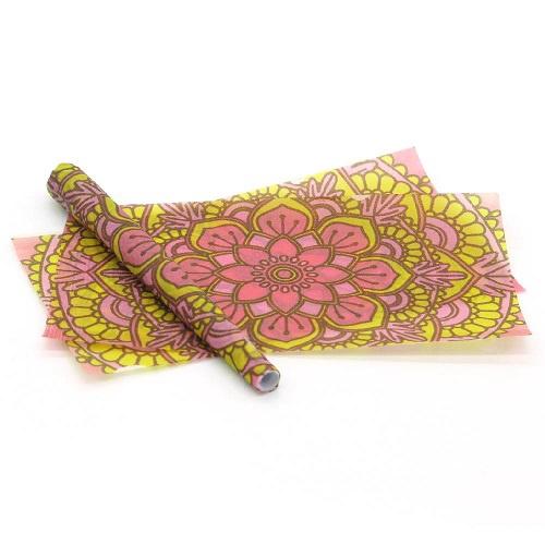 Rolling Paper | Loubadoo Peru Pink