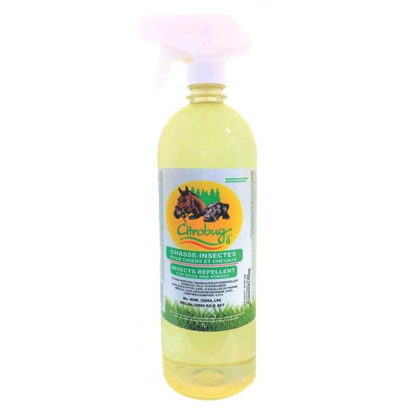 Citrobug Natural Insect Repellent