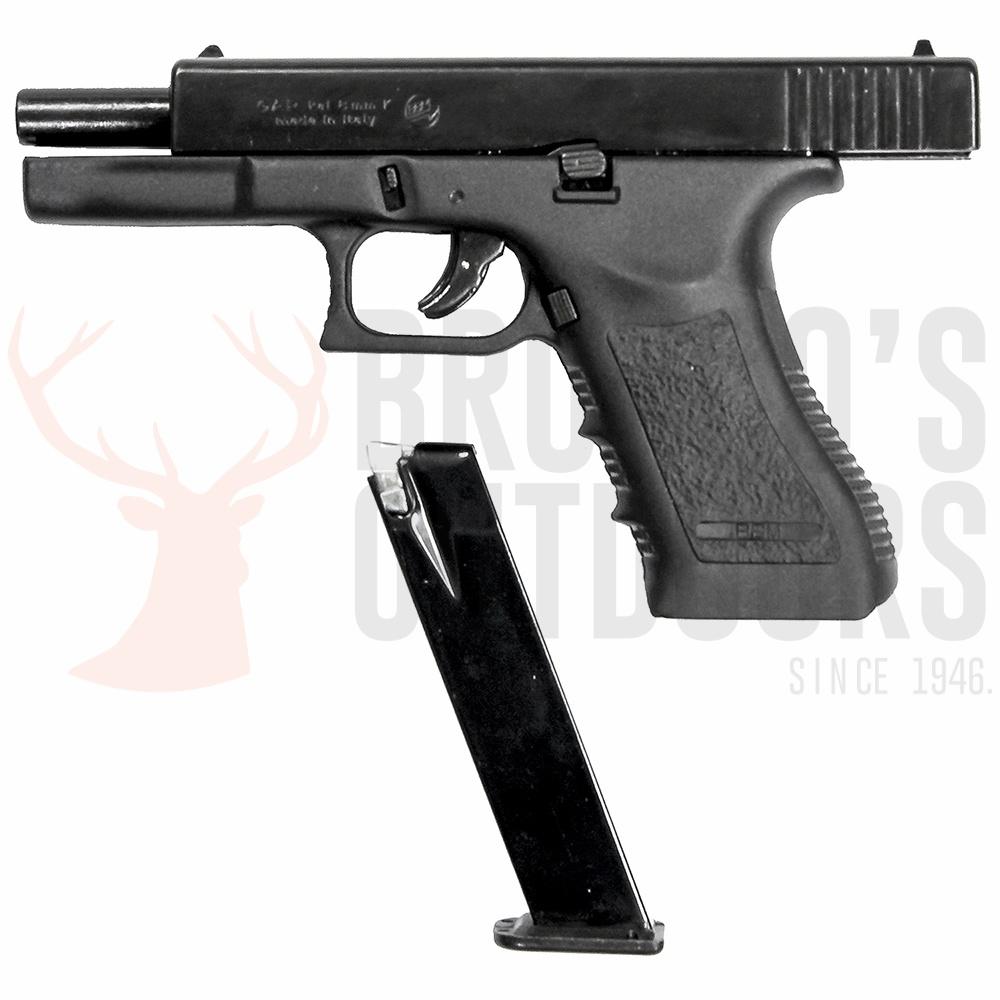 Bruni Glock 17 8mm Blank Pistol