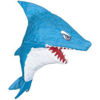 SHARK 3D PULL PINATA