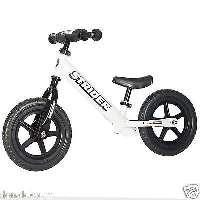 STRIDER BIKE SPORTS WHITE