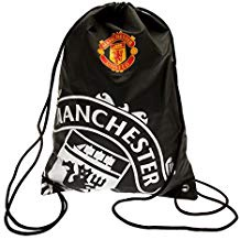 MANCHESTER UNITED FC GYMBAG