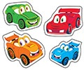 T 46344 CAR-TOONS STICKERS