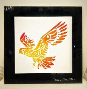 Parrot Wall Art
