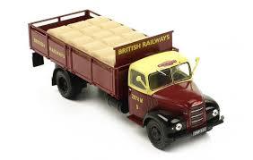 IXO #TRU018 1/43 Ford Thames ET6 British Rail