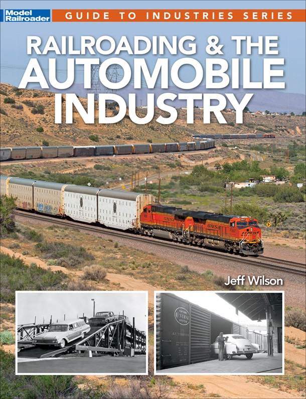 Model Railroader Series #12503 Railroading and the Automobile Industry