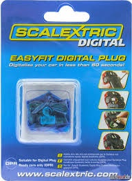Scalextric #C8515 Easyfit Digital Plug (for DPR Cars only)