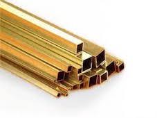 K&S #8149 SQ Brass Tube 1/16 x .014 (1.59mm) 2Pcs