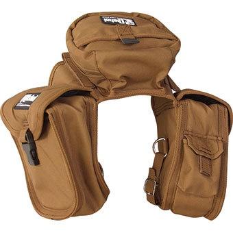 Cashel English Front Saddle Bags