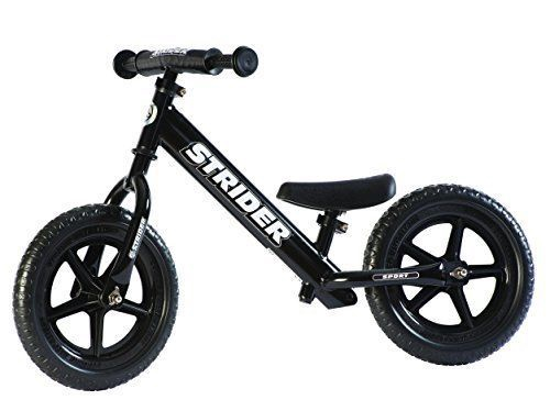 STRIDER BIKE SPORT BLACK