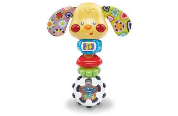 VTECH PLAYTIME PUPPY RATTLE