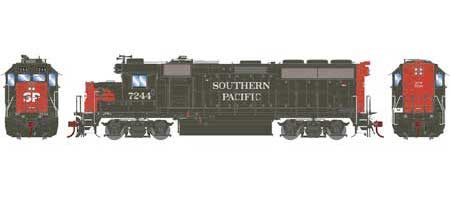 Athearn Genesis #ATHG15345 HO GP40-2 Southern Pacific