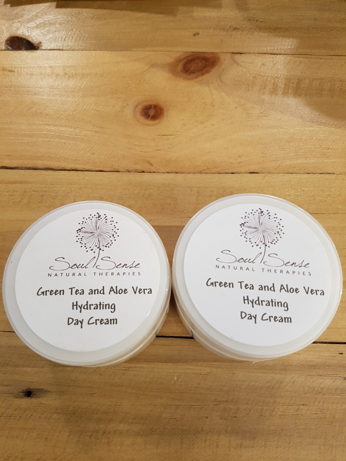 Green Tea and Aloe Vera Hydrating Day Cream