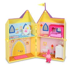 PRINCESS PEPPA'S SECRET TOWER