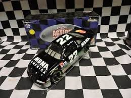 Action #W249803118-1 1/24 Ward Burton 1999 Pontiac
