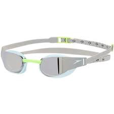 Fastskin Elite Mirror Goggles Oxide Grey/Sky/Chrome